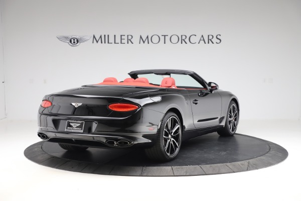 New 2020 Bentley Continental GTC V8 for sale $277,110 at Maserati of Westport in Westport CT 06880 7
