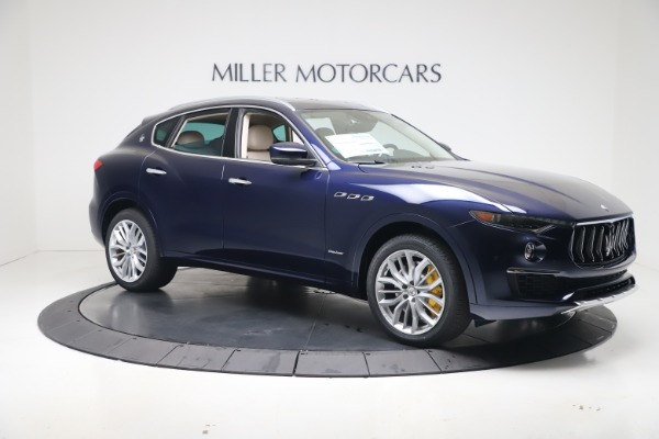 New 2020 Maserati Levante S Q4 GranLusso for sale $97,335 at Maserati of Westport in Westport CT 06880 10