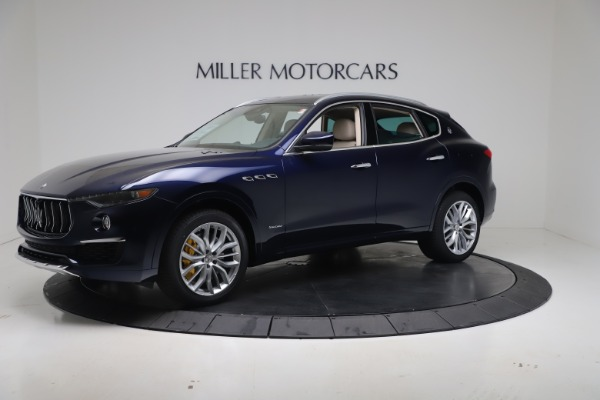 New 2020 Maserati Levante S Q4 GranLusso for sale $97,335 at Maserati of Westport in Westport CT 06880 2