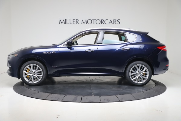 New 2020 Maserati Levante S Q4 GranLusso for sale $97,335 at Maserati of Westport in Westport CT 06880 3