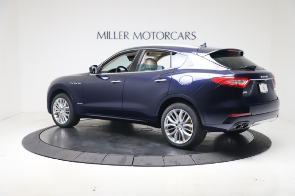 New 2020 Maserati Levante S Q4 GranLusso for sale $97,335 at Maserati of Westport in Westport CT 06880 4