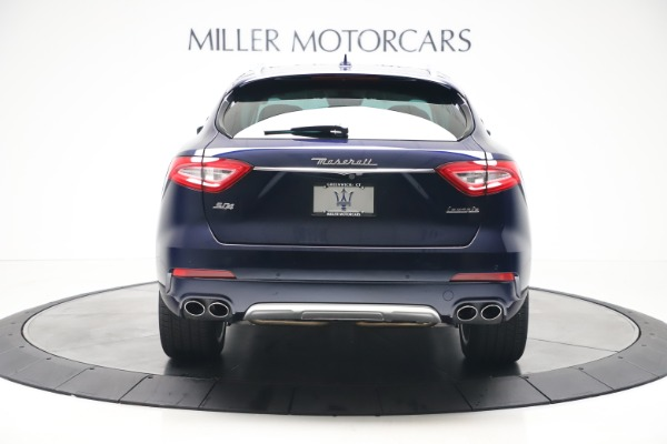 New 2020 Maserati Levante S Q4 GranLusso for sale $97,335 at Maserati of Westport in Westport CT 06880 6