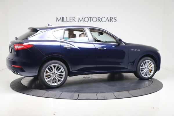 New 2020 Maserati Levante S Q4 GranLusso for sale $97,335 at Maserati of Westport in Westport CT 06880 8