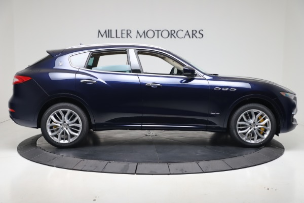New 2020 Maserati Levante S Q4 GranLusso for sale $97,335 at Maserati of Westport in Westport CT 06880 9