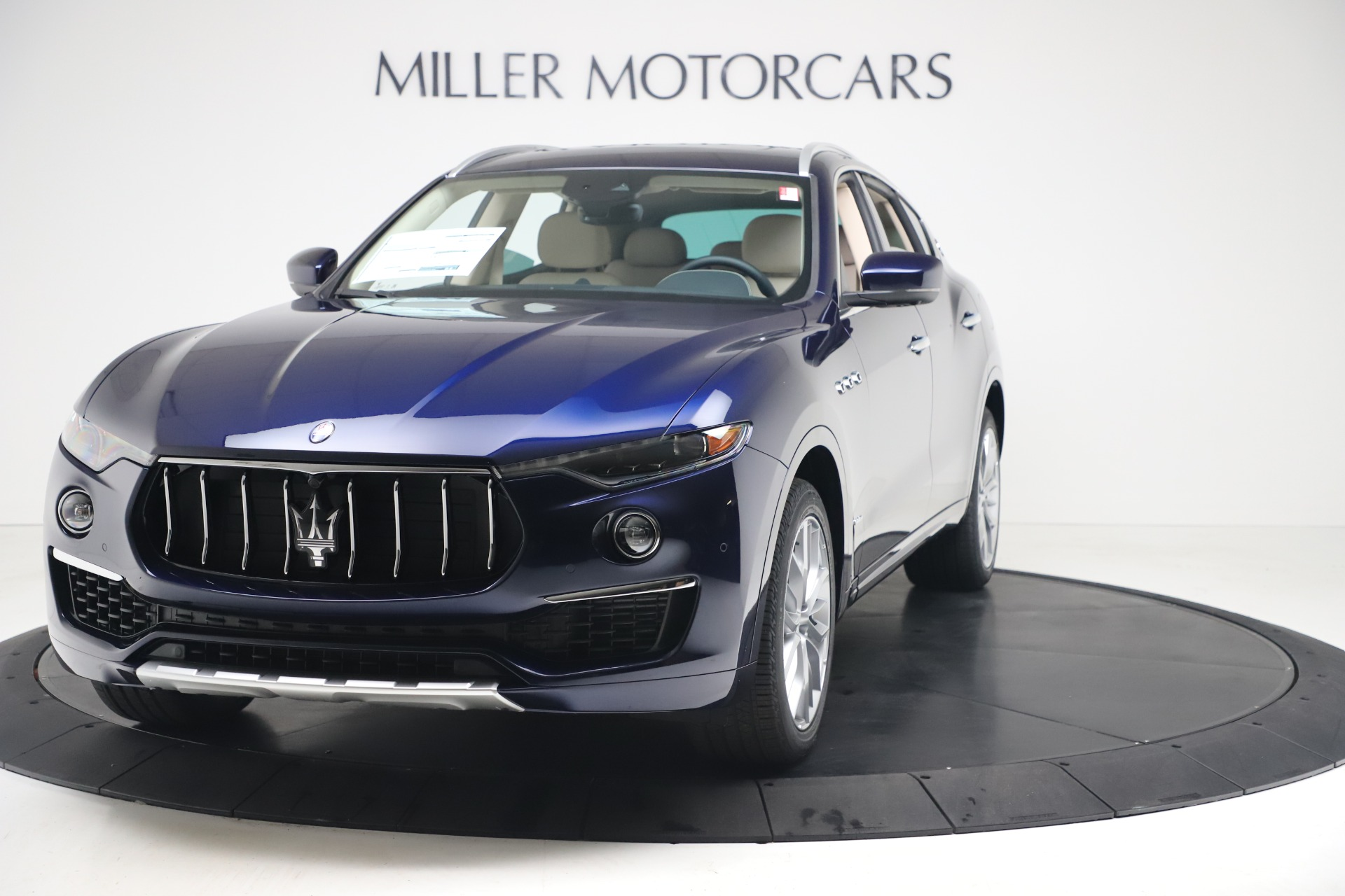 New 2020 Maserati Levante S Q4 GranLusso for sale $97,335 at Maserati of Westport in Westport CT 06880 1