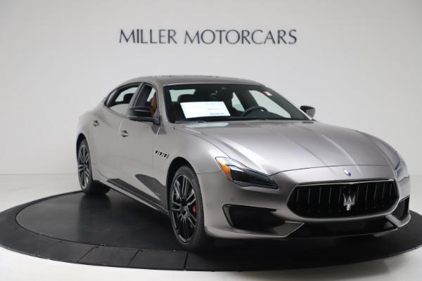 New 2020 Maserati Quattroporte S Q4 GranSport for sale $120,285 at Maserati of Westport in Westport CT 06880 11