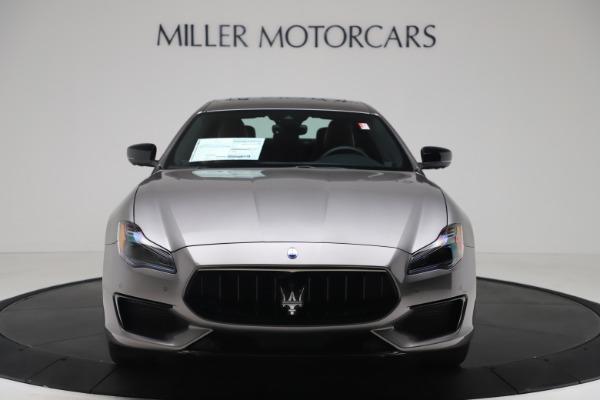 New 2020 Maserati Quattroporte S Q4 GranSport for sale $120,285 at Maserati of Westport in Westport CT 06880 12
