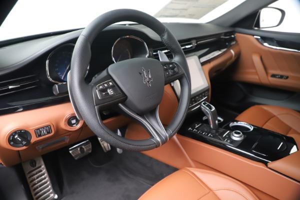 New 2020 Maserati Quattroporte S Q4 GranSport for sale $120,285 at Maserati of Westport in Westport CT 06880 13