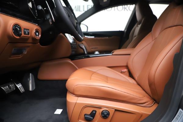 New 2020 Maserati Quattroporte S Q4 GranSport for sale $120,285 at Maserati of Westport in Westport CT 06880 14
