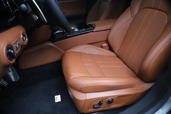 New 2020 Maserati Quattroporte S Q4 GranSport for sale $120,285 at Maserati of Westport in Westport CT 06880 15