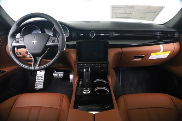 New 2020 Maserati Quattroporte S Q4 GranSport for sale $120,285 at Maserati of Westport in Westport CT 06880 16