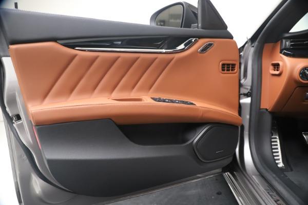 New 2020 Maserati Quattroporte S Q4 GranSport for sale $120,285 at Maserati of Westport in Westport CT 06880 17