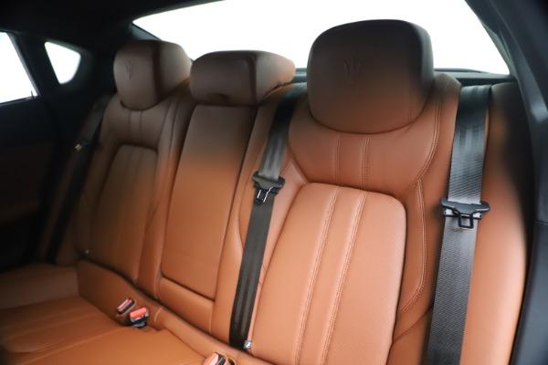New 2020 Maserati Quattroporte S Q4 GranSport for sale $120,285 at Maserati of Westport in Westport CT 06880 18