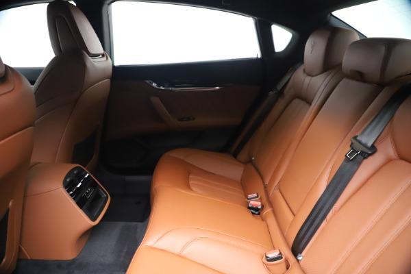 New 2020 Maserati Quattroporte S Q4 GranSport for sale $120,285 at Maserati of Westport in Westport CT 06880 19