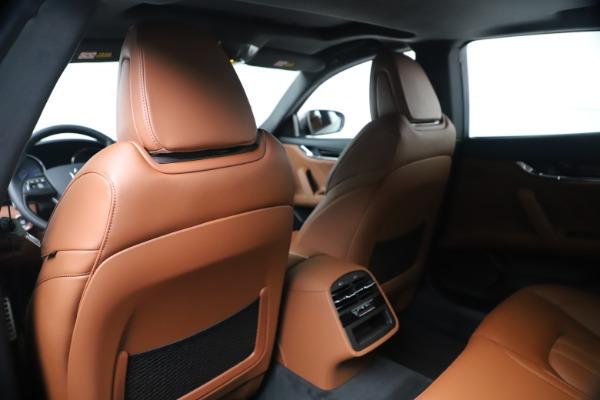 New 2020 Maserati Quattroporte S Q4 GranSport for sale $120,285 at Maserati of Westport in Westport CT 06880 20