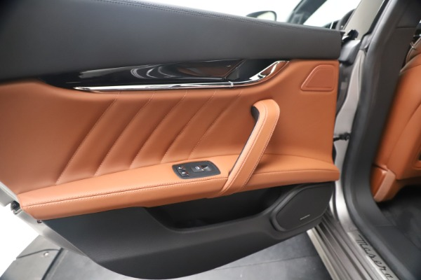 New 2020 Maserati Quattroporte S Q4 GranSport for sale $120,285 at Maserati of Westport in Westport CT 06880 21