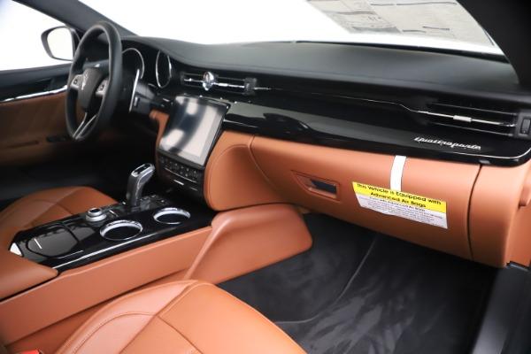 New 2020 Maserati Quattroporte S Q4 GranSport for sale $120,285 at Maserati of Westport in Westport CT 06880 22