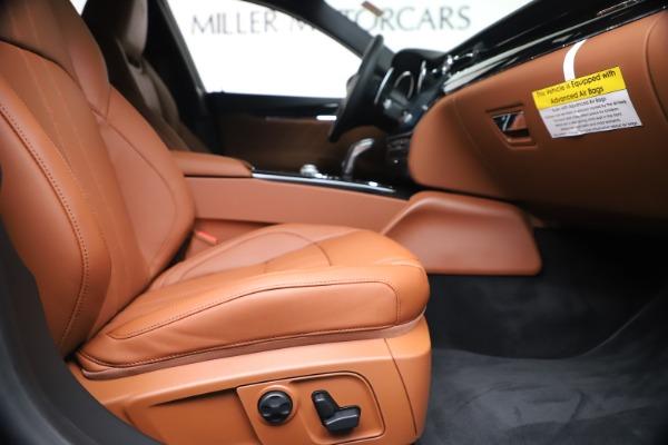 New 2020 Maserati Quattroporte S Q4 GranSport for sale $120,285 at Maserati of Westport in Westport CT 06880 23