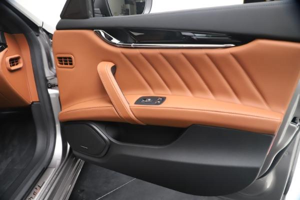 New 2020 Maserati Quattroporte S Q4 GranSport for sale $120,285 at Maserati of Westport in Westport CT 06880 25