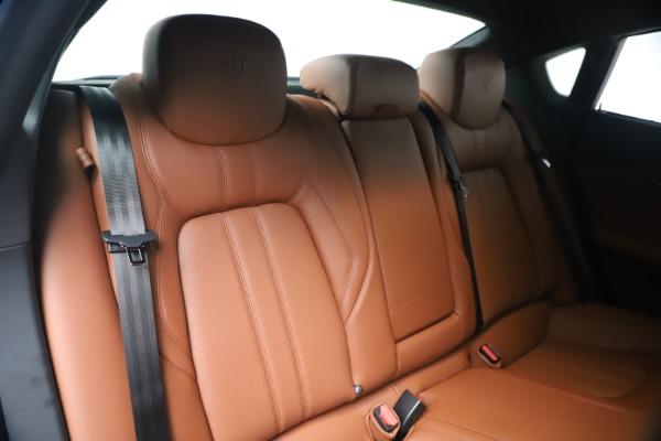 New 2020 Maserati Quattroporte S Q4 GranSport for sale $120,285 at Maserati of Westport in Westport CT 06880 26