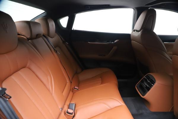 New 2020 Maserati Quattroporte S Q4 GranSport for sale $120,285 at Maserati of Westport in Westport CT 06880 27