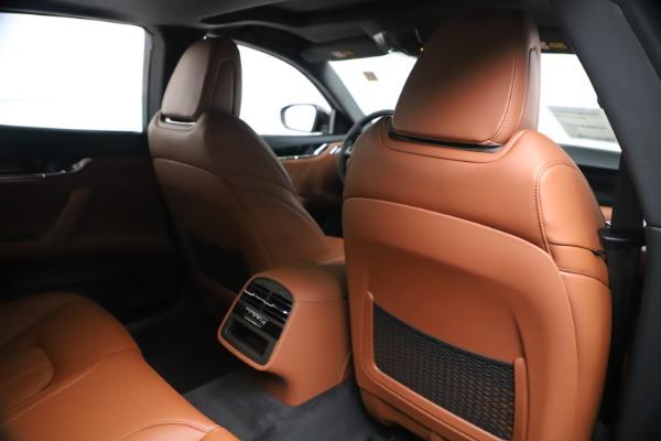 New 2020 Maserati Quattroporte S Q4 GranSport for sale $120,285 at Maserati of Westport in Westport CT 06880 28