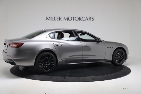 New 2020 Maserati Quattroporte S Q4 GranSport for sale $120,285 at Maserati of Westport in Westport CT 06880 8