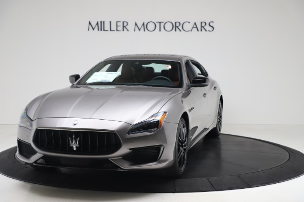 New 2020 Maserati Quattroporte S Q4 GranSport for sale $120,285 at Maserati of Westport in Westport CT 06880 1