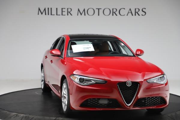 New 2020 Alfa Romeo Giulia Ti Q4 for sale Sold at Maserati of Westport in Westport CT 06880 11