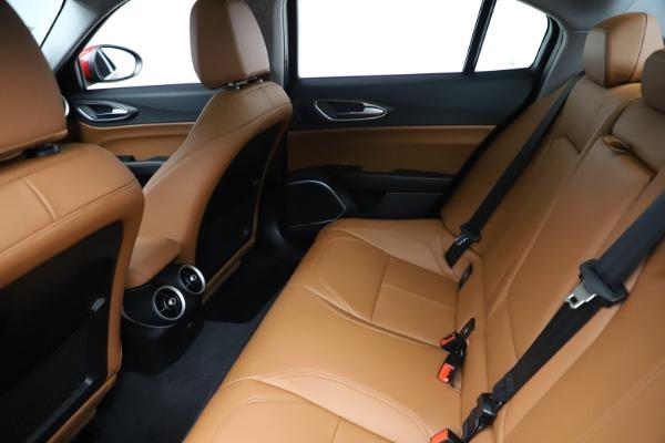 New 2020 Alfa Romeo Giulia Ti Q4 for sale Sold at Maserati of Westport in Westport CT 06880 19
