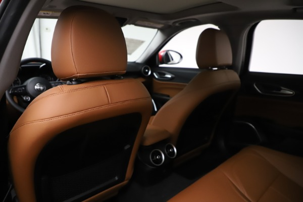 New 2020 Alfa Romeo Giulia Ti Q4 for sale Sold at Maserati of Westport in Westport CT 06880 20