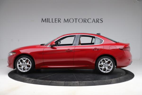 New 2020 Alfa Romeo Giulia Ti Q4 for sale Sold at Maserati of Westport in Westport CT 06880 3