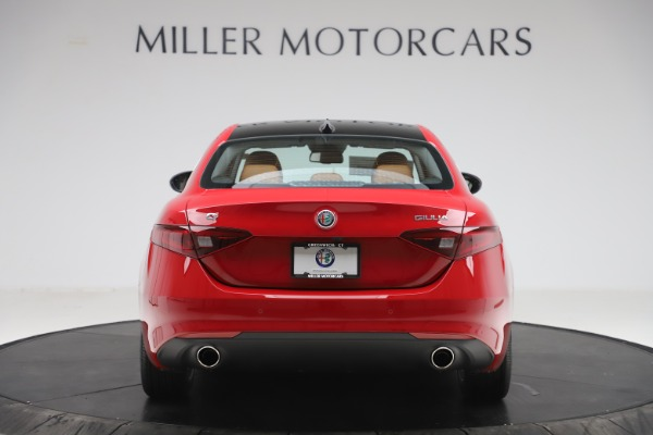 New 2020 Alfa Romeo Giulia Ti Q4 for sale Sold at Maserati of Westport in Westport CT 06880 6