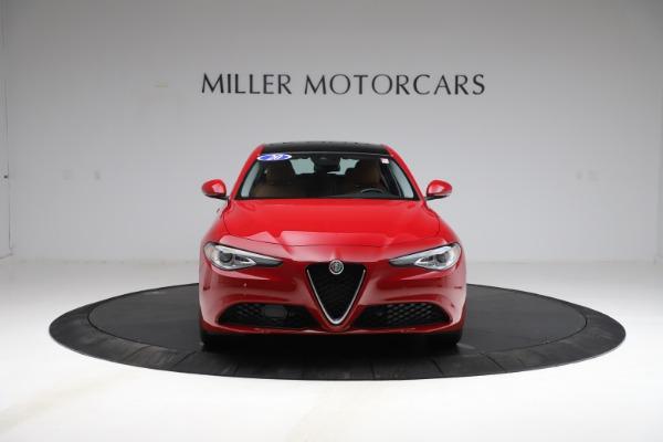 Used 2020 Alfa Romeo Giulia Q4 for sale Sold at Maserati of Westport in Westport CT 06880 12
