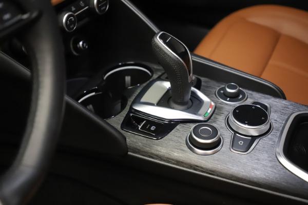 Used 2020 Alfa Romeo Giulia Q4 for sale Sold at Maserati of Westport in Westport CT 06880 22