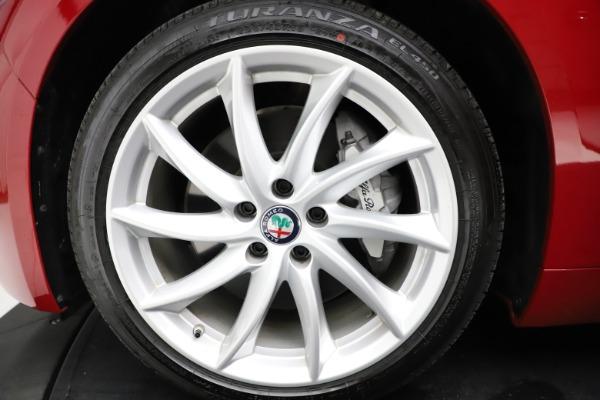 Used 2020 Alfa Romeo Giulia Q4 for sale Sold at Maserati of Westport in Westport CT 06880 23