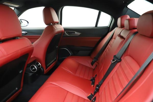 New 2020 Alfa Romeo Giulia Ti Sport Q4 for sale Sold at Maserati of Westport in Westport CT 06880 18