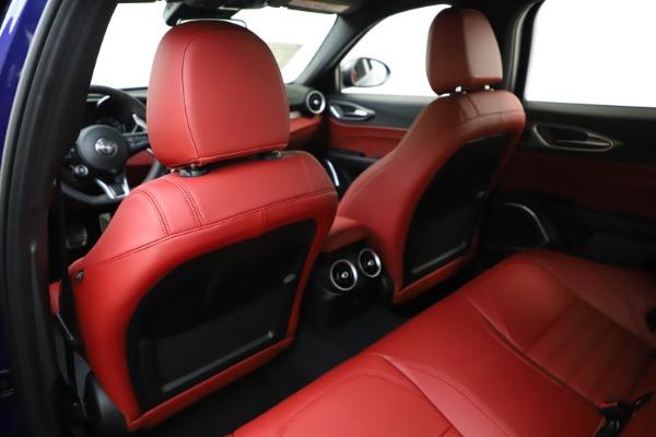 New 2020 Alfa Romeo Giulia Ti Sport Q4 for sale Sold at Maserati of Westport in Westport CT 06880 19