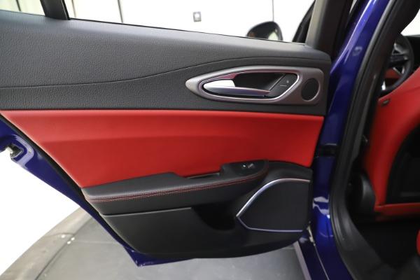 New 2020 Alfa Romeo Giulia Ti Sport Q4 for sale Sold at Maserati of Westport in Westport CT 06880 20