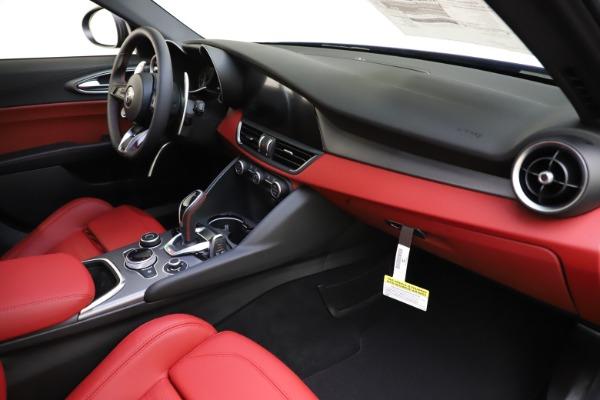 New 2020 Alfa Romeo Giulia Ti Sport Q4 for sale Sold at Maserati of Westport in Westport CT 06880 21
