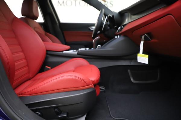 New 2020 Alfa Romeo Giulia Ti Sport Q4 for sale Sold at Maserati of Westport in Westport CT 06880 22
