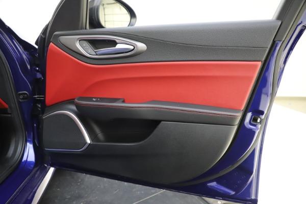 New 2020 Alfa Romeo Giulia Ti Sport Q4 for sale Sold at Maserati of Westport in Westport CT 06880 24