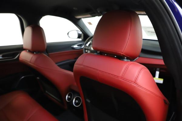 New 2020 Alfa Romeo Giulia Ti Sport Q4 for sale Sold at Maserati of Westport in Westport CT 06880 27