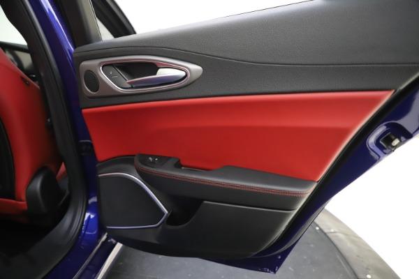 New 2020 Alfa Romeo Giulia Ti Sport Q4 for sale Sold at Maserati of Westport in Westport CT 06880 28