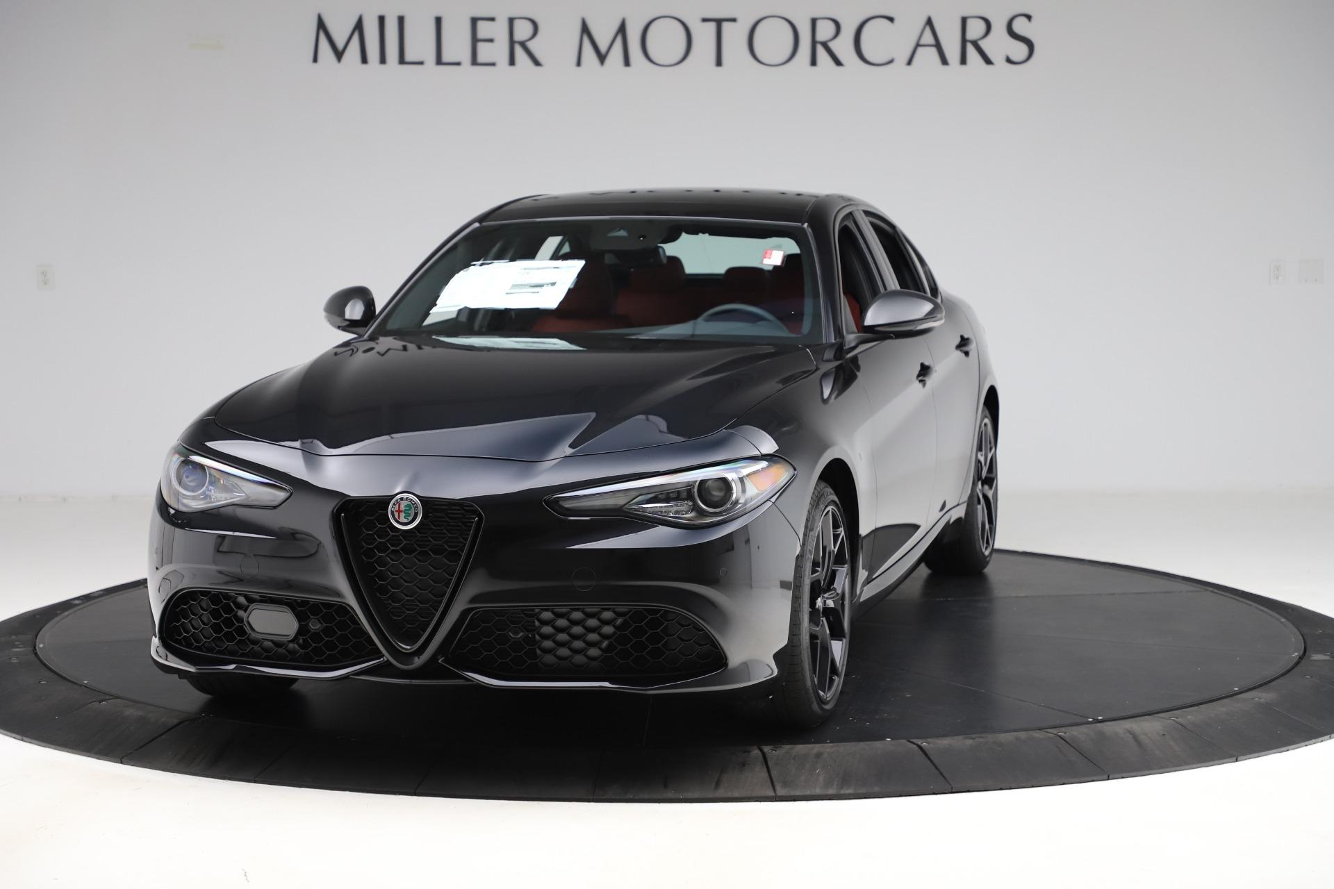 New 2020 Alfa Romeo Giulia Ti Sport Q4 for sale $52,595 at Maserati of Westport in Westport CT 06880 1