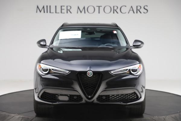 New 2020 Alfa Romeo Stelvio Sport Q4 for sale $50,795 at Maserati of Westport in Westport CT 06880 12