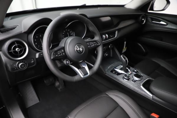 New 2020 Alfa Romeo Stelvio Sport Q4 for sale $50,795 at Maserati of Westport in Westport CT 06880 13