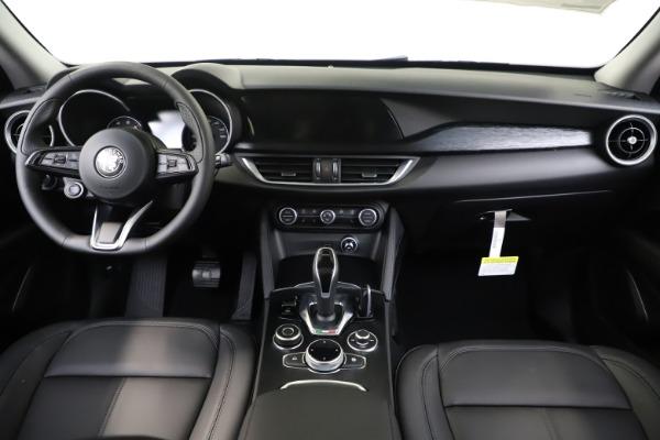 New 2020 Alfa Romeo Stelvio Sport Q4 for sale $50,795 at Maserati of Westport in Westport CT 06880 16