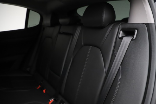 New 2020 Alfa Romeo Stelvio Sport Q4 for sale $50,795 at Maserati of Westport in Westport CT 06880 18