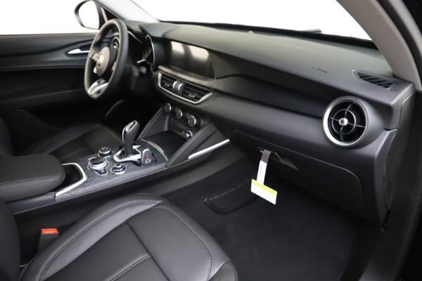 New 2020 Alfa Romeo Stelvio Sport Q4 for sale $50,795 at Maserati of Westport in Westport CT 06880 22